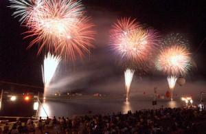 【2013年】夏本番!8月に開催される大分の花火大会まとめ