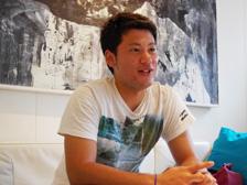 【学生インタビュー】山形卓也/立命館アジア太平洋大学「カフェを通して、人と人、人とモノがつながる場所づくりをしたい」