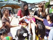 学生国際協力 NGO FEST-OHITA