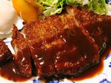 【大分ワンコインランチ】大分市府内のジャズカフェ酒場「アルファ」で日替わりランチを食べてきた!