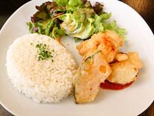 【平日限定】カフェレストラン「ホルトガーデン」の500円サービスランチを食べてきた!大分駅南口近くの格安ランチスポット!