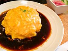 ふわとろオムライスランチが500円!大分駅南にあるCafe&Bar「HIROSUKE」に行ってきた!