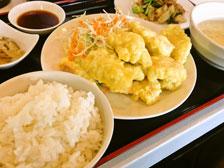唐揚げ定食と鶏天定食が490円!大分市下郡の「中華料理 虎福」に行ってきた!