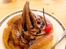 [期間限定]明野のコメダ珈琲でチョコたっぷり「クロノワール」を食べてきたよ!