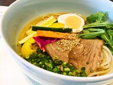 """今までにないオシャレ過ぎる別府冷麺の専門店""""一休の泪""""で「七種の野菜冷麺」を食べてきた!"""