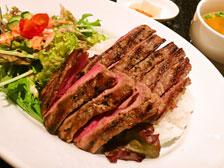 """ガッツリお肉ランチ!「府内バルTAN'S」の数量限定""""ステーキ膳""""を食べてきた!"""