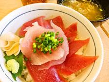 """大分駅南口の「目利きの銀次」でランチ!""""まぐろ二色丼""""を食べてきた!ワンコインメニューも有り!"""
