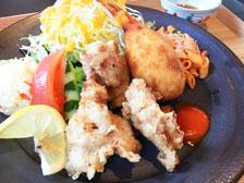 大分川沿いにある「キッチンサリー」でランチ!人気ミュージアムカフェの隣にあるお洒落レストラン!
