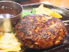 敷戸のハンバーグ&ステーキ店「ウエスタンカウボーイ」でランチを食べてきた!