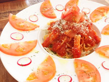 ニューオープンの「Rike cafe.」でランチ!夏季限定『トマト尽くしの冷製サラダパスタ』を食べてきた![大分市豊町]