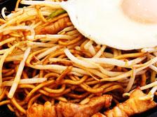 本格日田焼きそばを大分市内で!府内町の「ひた焼きソバ 美味 mimi」でランチを食べてきた!