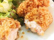ガレリア竹町の「ふぐ海鮮dining 343屋」でランチ!『ずわい蟹のカニクリームコロッケ定食』を食べてきた!