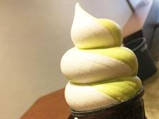 【大分初出店】人気ソフトクリーム専門店「DAIMYO SOFTCREAM」がセントポルタ中央町にオープンしてる!