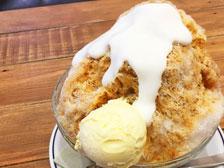 「タウトナコーヒー 赤レンガ店」でほんのり苦くて美味しい「珈琲かき氷」を食べてきた![大分市府内町]