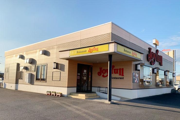 ジョイフル田尻店の外観画像