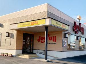 「ジョイフル 大分田尻店」が2020年12月14日で閉店するみたい