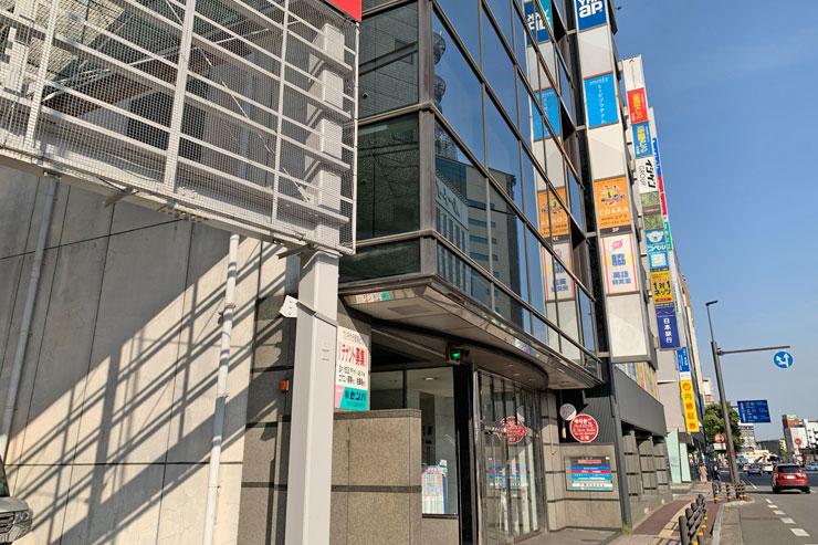 ミュゼプラチナム大分駅前店外観画像