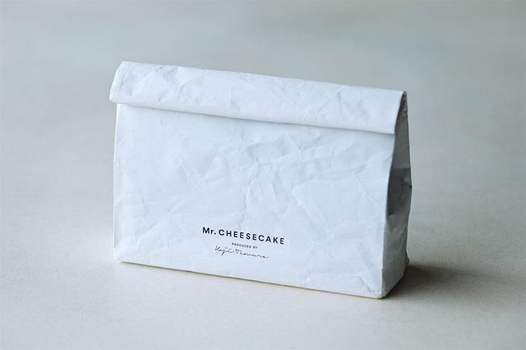 ミスターチーズケーキの袋