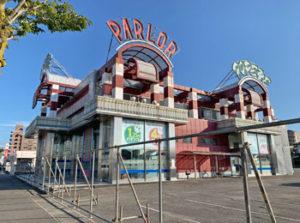 大在にスーパーの「マルミヤストア」がオープンするらしい!パーラーポパイの跡地