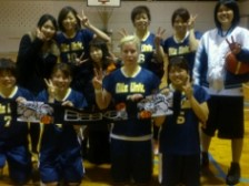 大分大学女子バスケットボール部