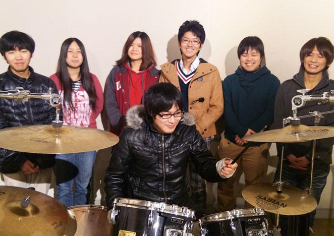 日本文理大学 音楽制作部