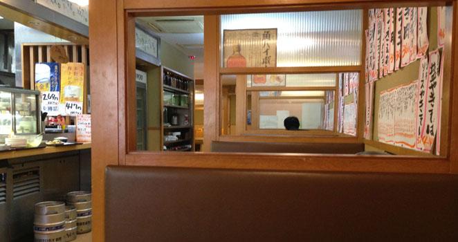 府内わっぱ食堂の店内画像