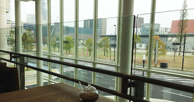 東大道 カフェ