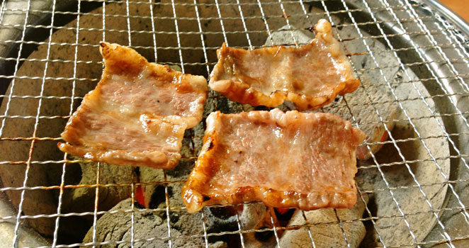 大分 焼肉 カルビ