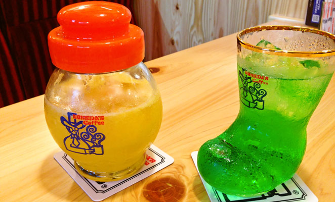大分 フルーツジュース