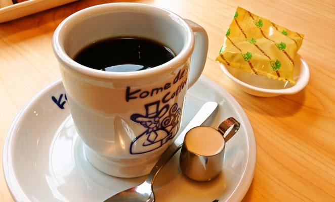 大分 濃いコーヒー