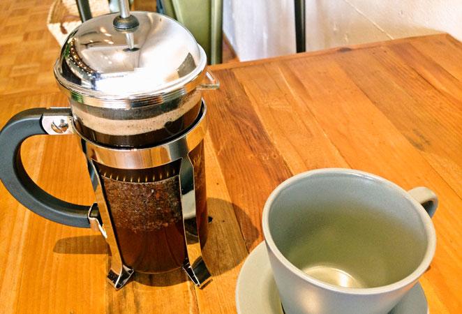 大分市 エチオピアコーヒー