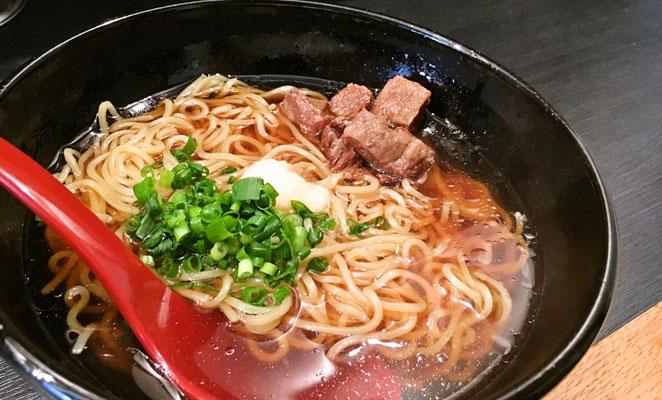 黒肉麺や 黒肉麺 料理 画像