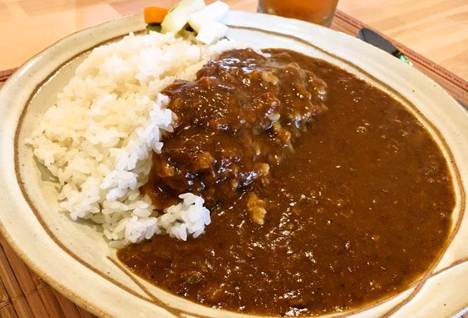 大分市萩原カレー屋Curry