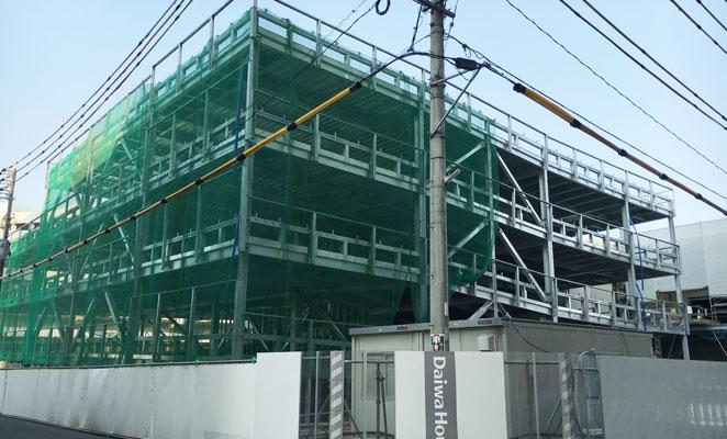アクロスプラザ大分駅南 駐車場 画像