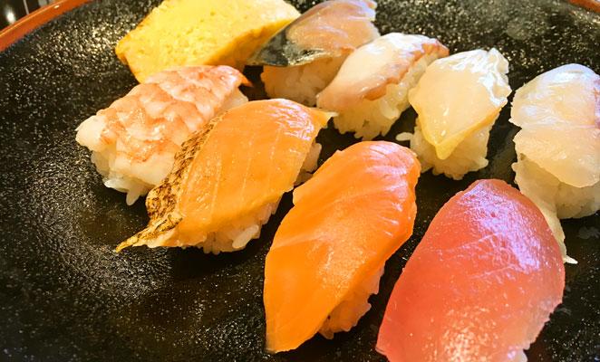 MKレストラン 寿司 画像