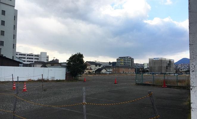 トライアル大分大道店 オープン予定地画像