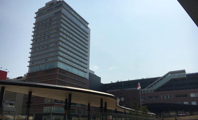 大分駅 駅ビル 外観画像