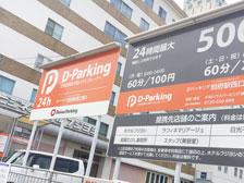 別府市内中心部 最安値 駐車場