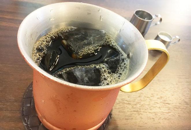 星乃珈琲店 アイスコーヒー 画像