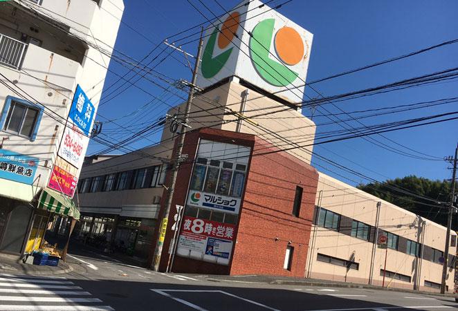マルショク西大分店の店舗画像