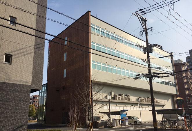 大分銀行宗麟支店の画像