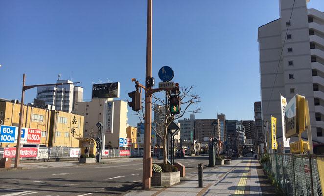 大分市寿町の画像