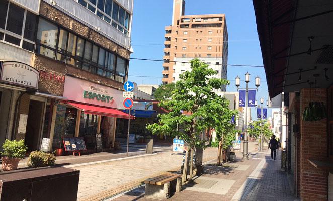 府内五番街の写真