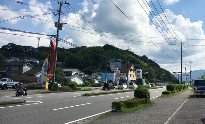 大分市冨岡の画像