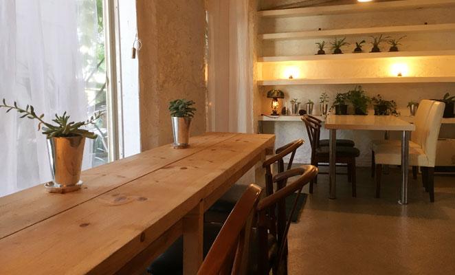 ABEM ABETHI COFFEEの店内画像