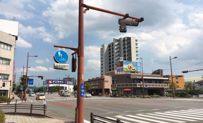大分市顕徳町二丁目の画像