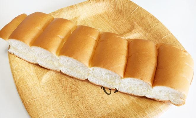 みどり牛乳パンの画像
