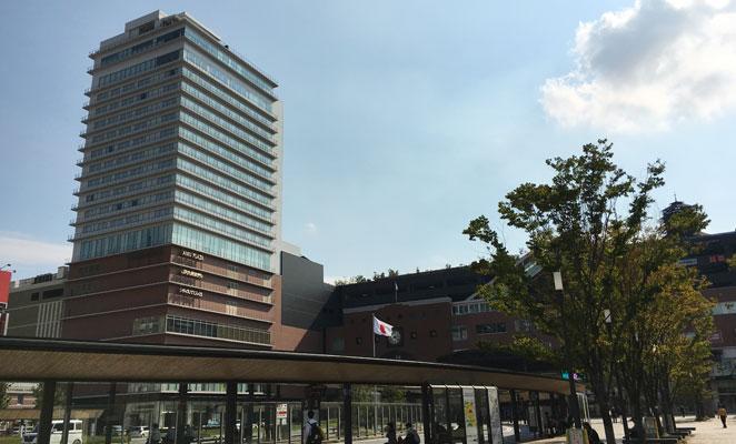 大分駅のホテル画像