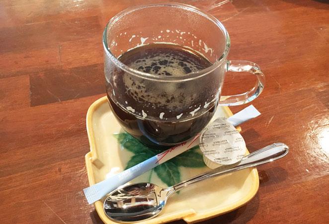Kitchen MIYAKO1-23のコーヒー画像