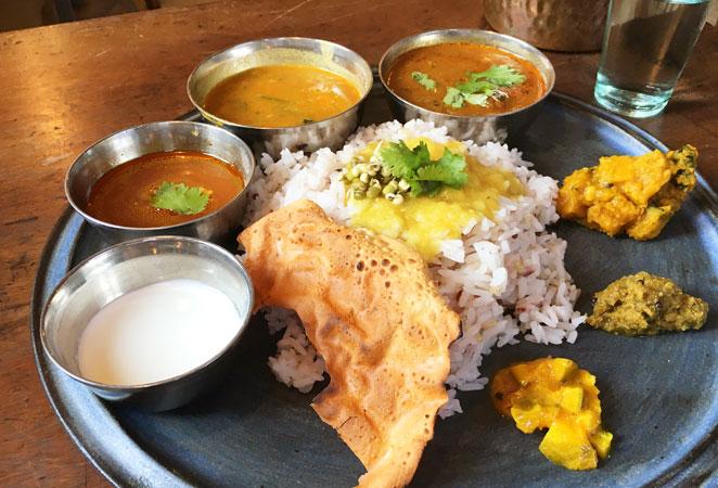 南インドカレーTANEの料理画像